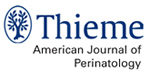 Thieme American Journal of Perinatology