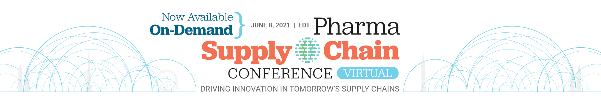 Pharma Supply Chain Conference Image Banner