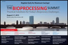 2015 Bioprocessing Summit Brochure
