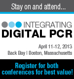 Integrating Digital PCR Conference