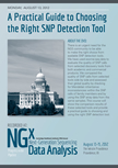A Practical Guide to Choosing the Right SNP Detection Tool DVD Cover
