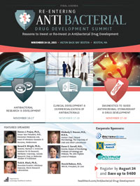 Re- Entering Antibacterial Drug Development Summit