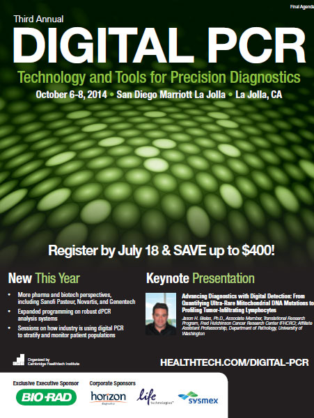 Digital PCR Technologies and Tools for Precision Diagnostics