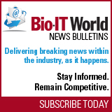 Bio-IT World News Bulletins