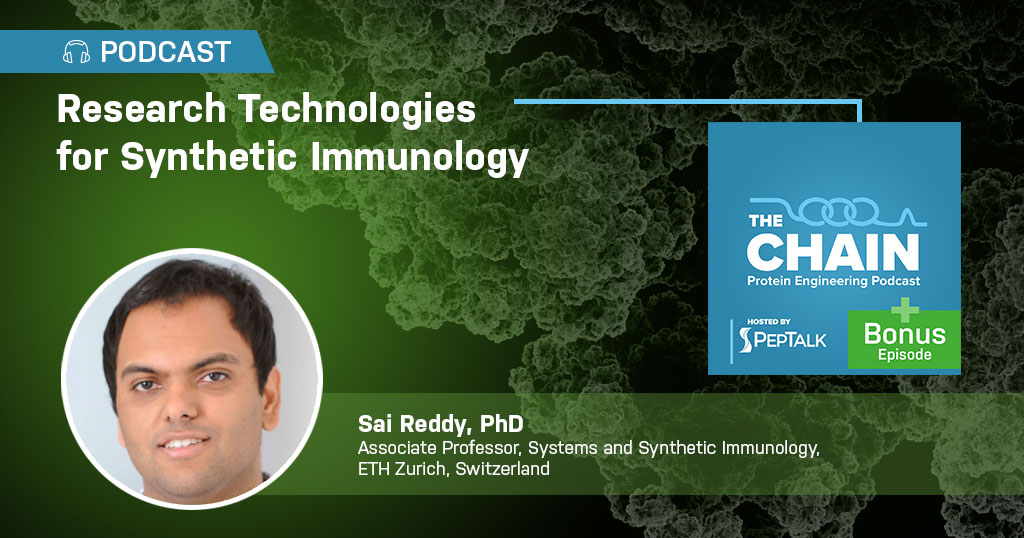 Research Technologies for Synthetic Immunology