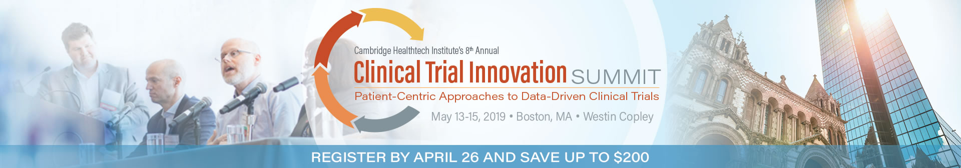 Clinical Trial Innovation Summit_4-26-19