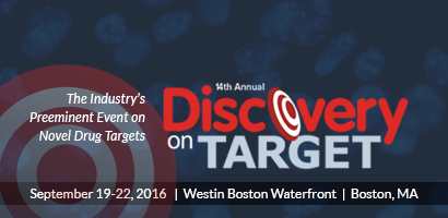 Discovery on Target Mobile Header